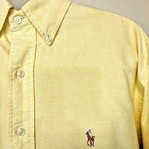 Ralph Lauren Yarmouth Button Down Shirt